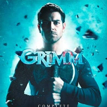 Grimm - Complete collection (2017)
