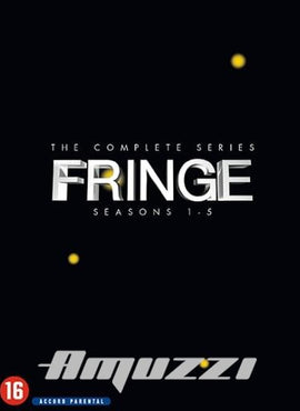 Fringe - Complete collection (2019)