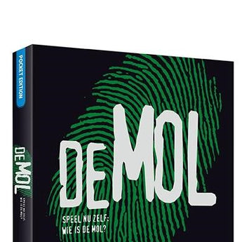 Wie is de Mol - Pocket edition - SPEL