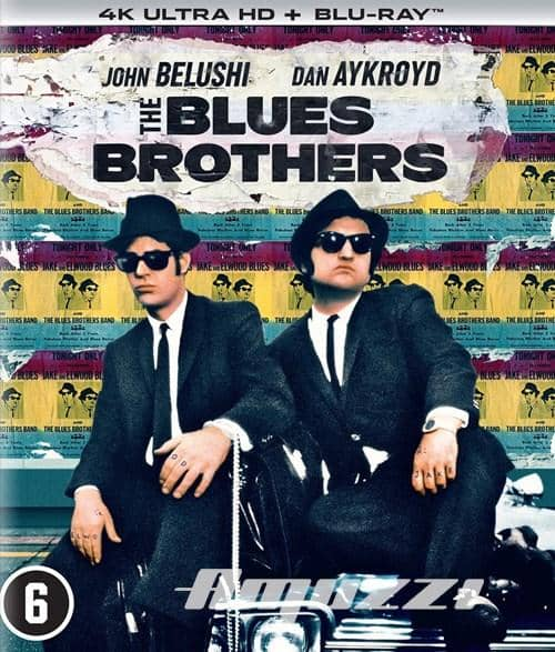 Blues brothers (40th anniversary) DVD
