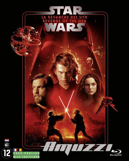 Star wars episode 3 - Revenge of the sith DVD