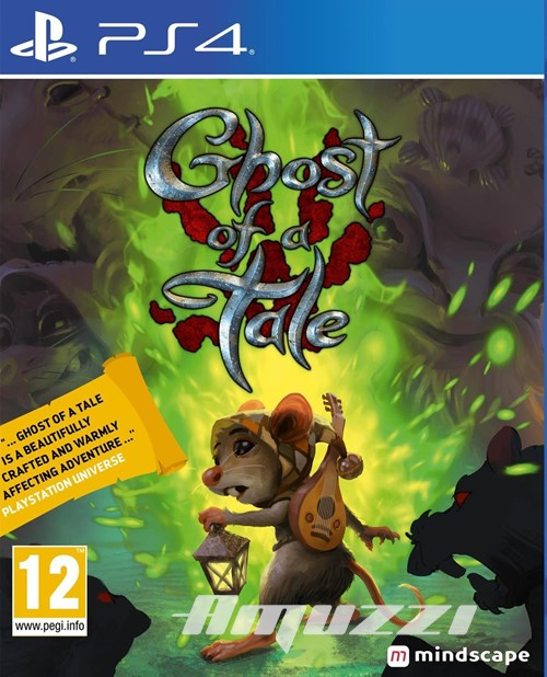 Ghost of a tale 8720256139027