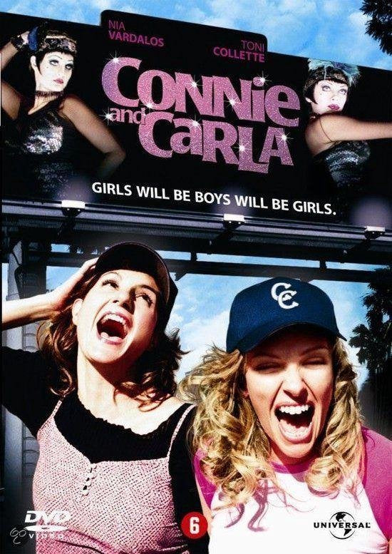 Connie And Carla-r DVD