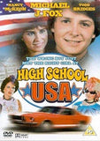 High School Usa DVD