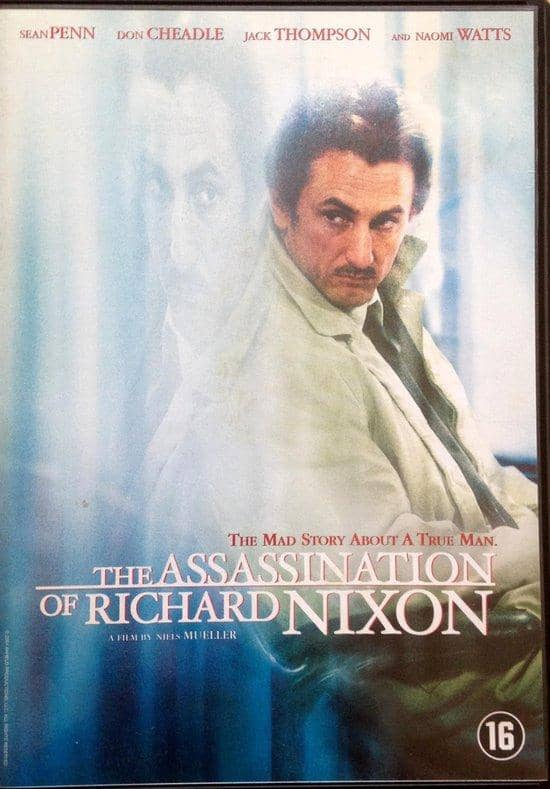 Assassination Of Richard Nixon, The - Sony aktie DVD
