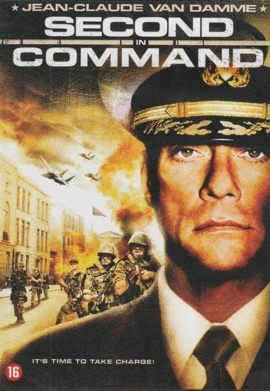 Second In Command DVD