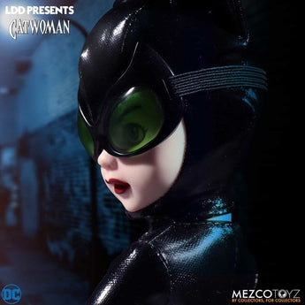 DC Comics: Living Dead Dolls - Catwoman Action Figure - amuzzi
