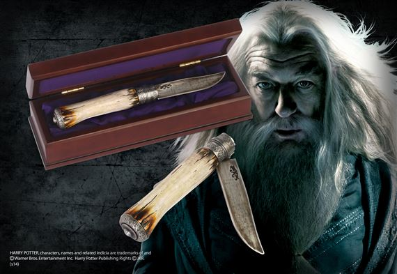 Harry Potter: Dumbledore's Knife 0812370013708