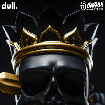 Unruly Industries: King Charles by dull. - Designer Statue - amuzzi