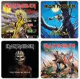 Iron Maiden Coaster Pack (4)