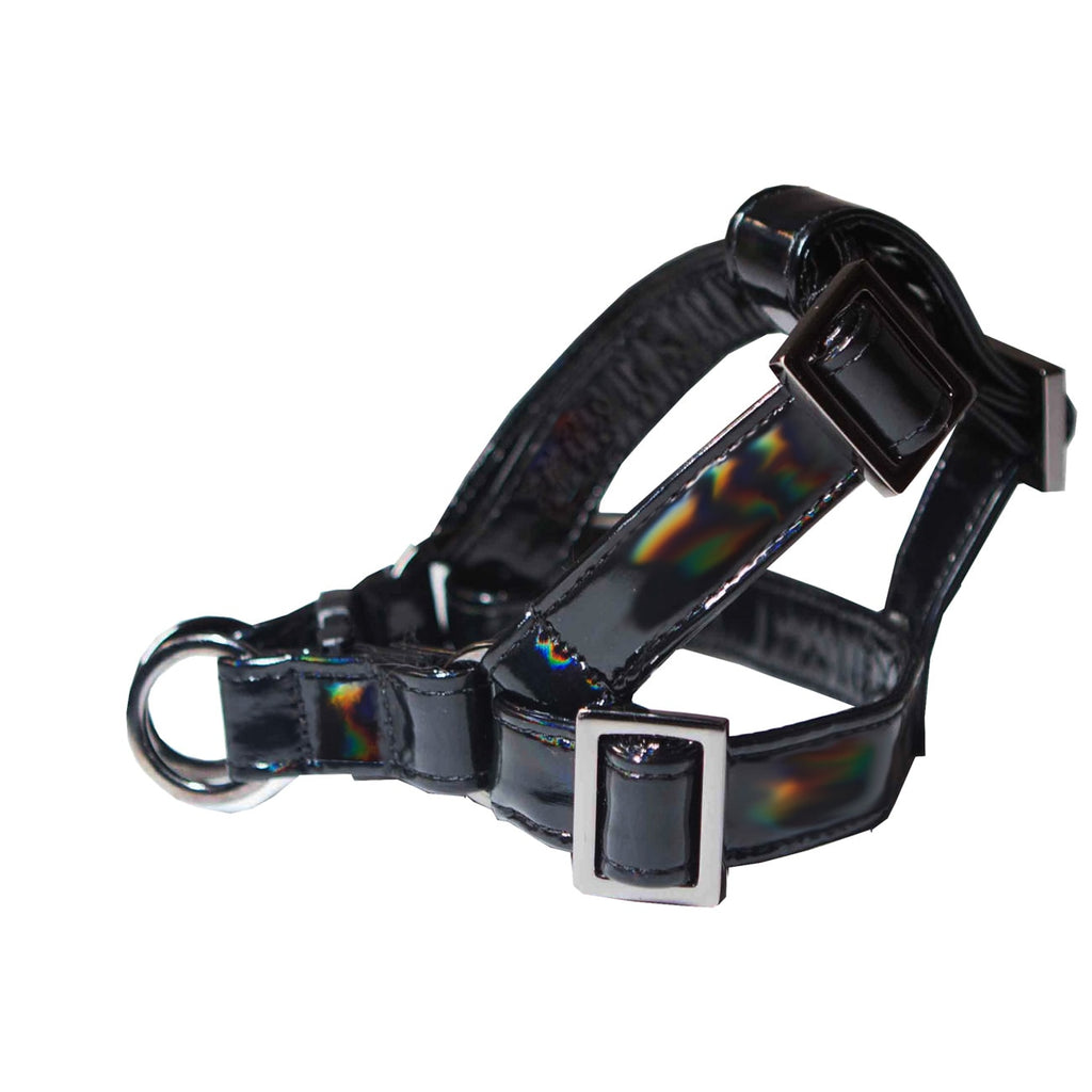 VIP HOLOGRAM VINYL HARNESS