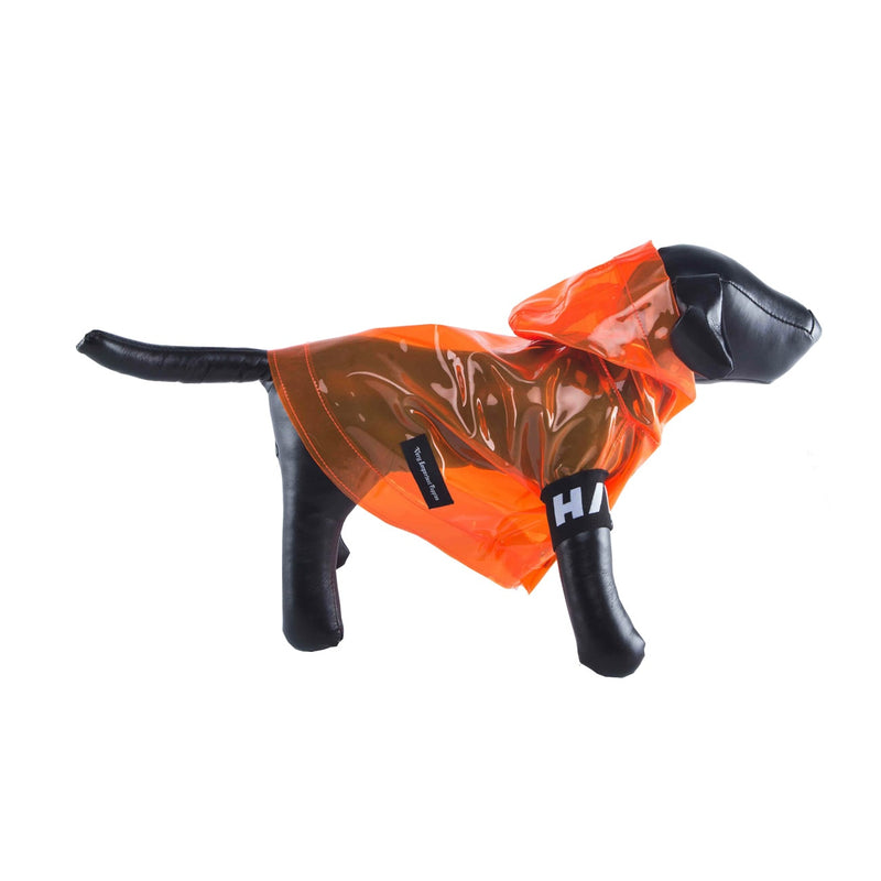 HERON PRESTON ORANGE PVC RAINCOAT