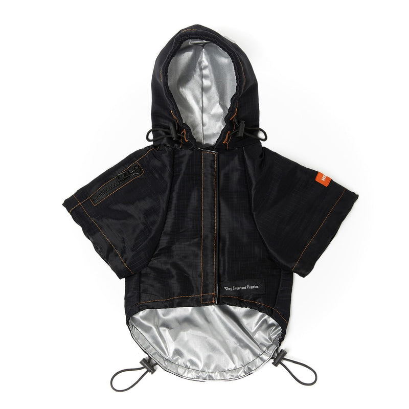HERON PRESTON X NASA LOGO WINDBREAKER (BLACK)