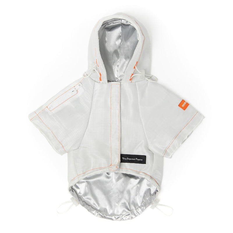 HERON PRESTON X NASA LOGO WINDBREAKER (WHITE)