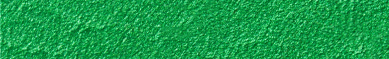 Angelus Emerald Green Pearlescent Paint Swatch