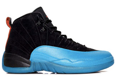 ae181067ad65e9 Angelus Gamma Blue Paint is the perfect color match to the midsoles of the Jordan  12