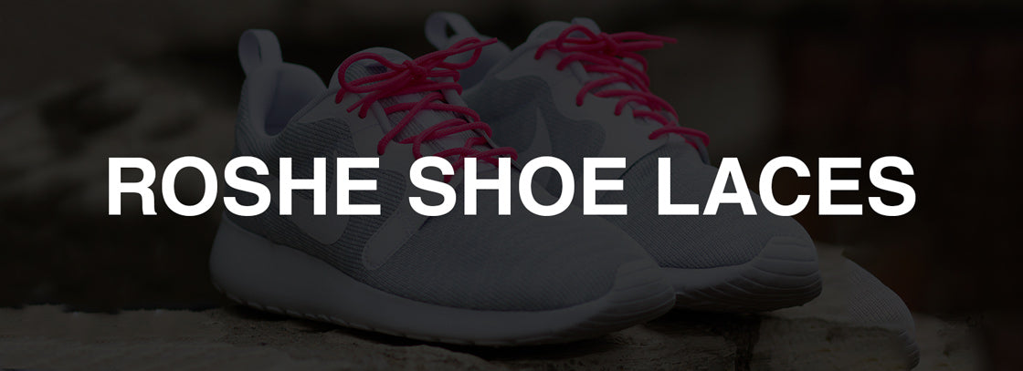 promo code 035cd a9dc3 Lace Lab Roshe Shoe Laces