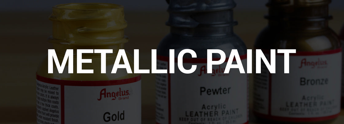 Angelus Metallic Leather Paint