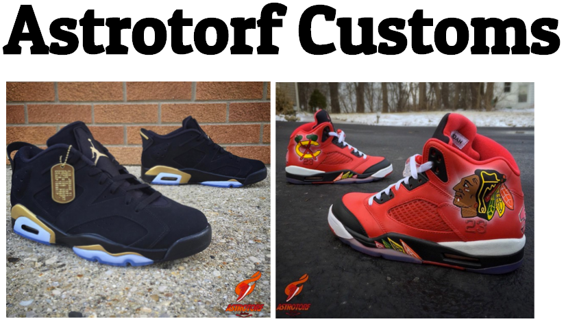 Astrotorf is an OG sneakerhead that specializes in Jordan, Puma, Adidas,  Reebok. His work goes off! Torf's paint work is incredibly clean when he's  doing ...