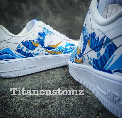 Wavy Customs | Angelus Brand Paint