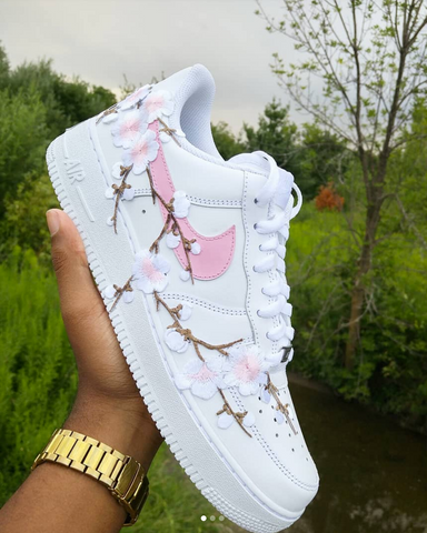 61a001081a1 Custom Air Force 1 Inspiration