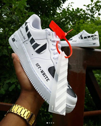 paint for air force ones