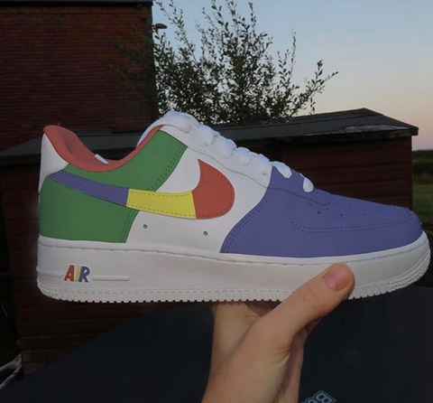Custom Air Force 1 Inspiration