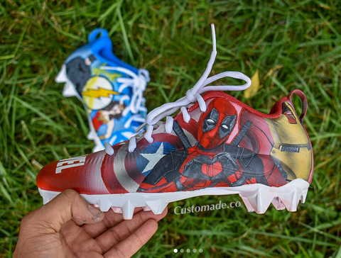 Shoes for Your Favorite Superhero