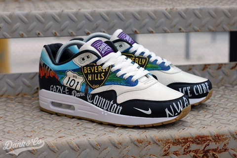 Air Max Califronia Customs