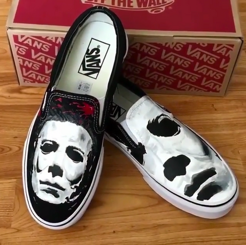 Mike Myers X Vans