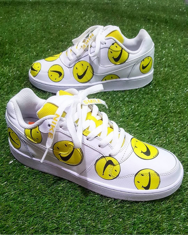 Smiley Face Customs