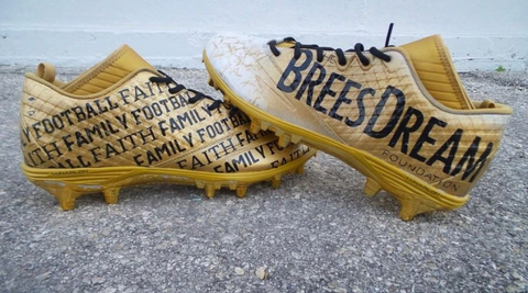 Drew Brees Customs