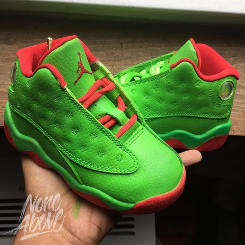 Baby Grinch 13s