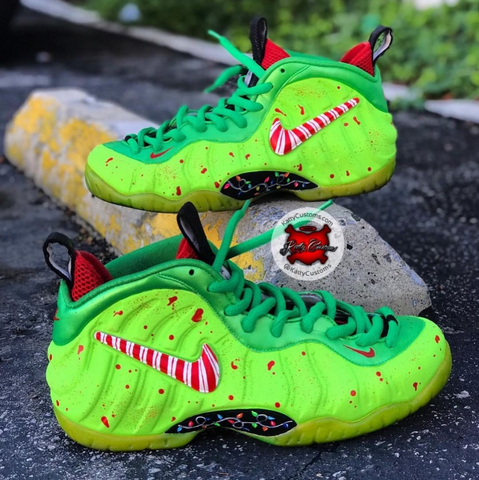 Christmas Foamposites