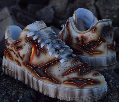 Toasty Air Force 1