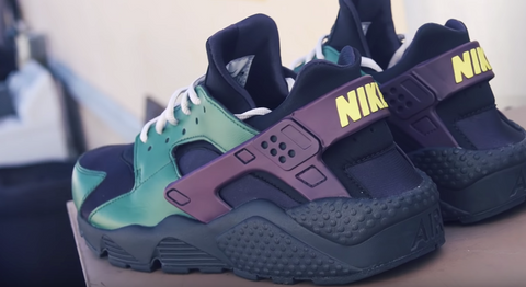 Custom Nike Huaraches