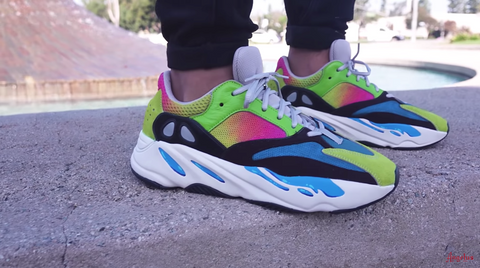 Yeezy Boost 700 Wave Runner | Custom Shoes