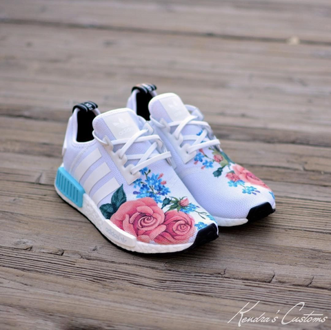 Floral NMDs
