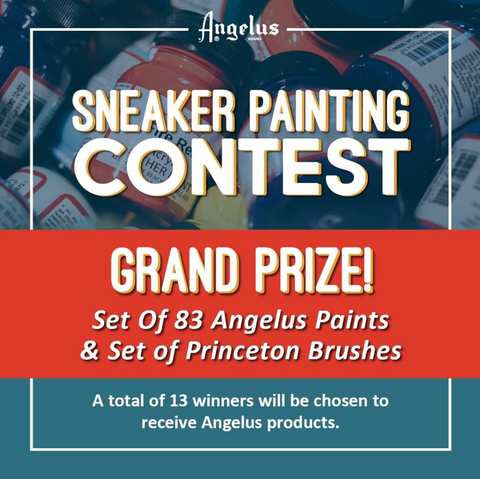Sneaker Painting Contest