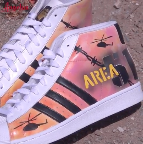 Area 51 Customs