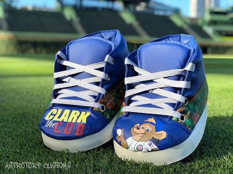 Clark the Cub Customs