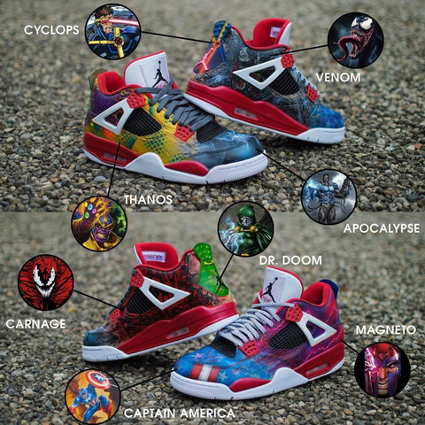 Comic Book Customs