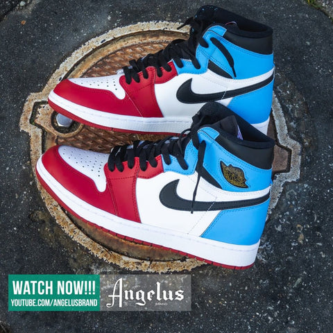 So You Want a Matte Finish? | Custom Matte Air Jordan 1 Fearless | Angelus