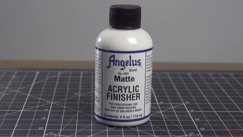 Angelus Matte Finisher