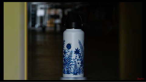 Custom Hydro Flask