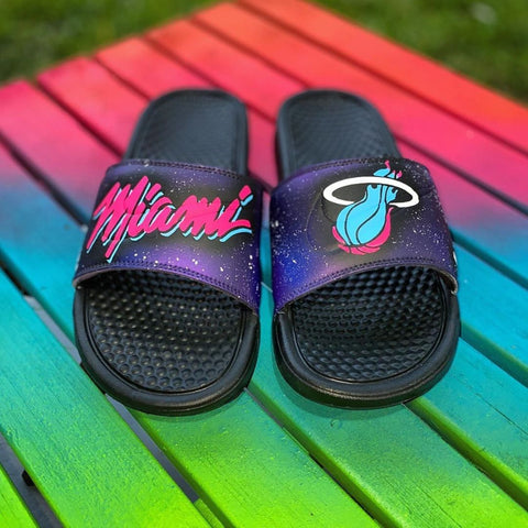 Miami Heat Slides