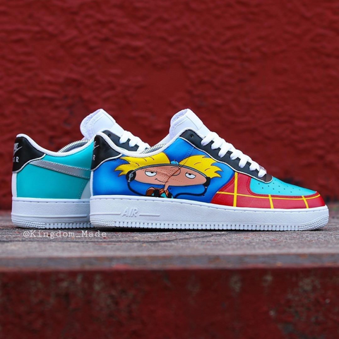 Hey Arnold Air Force 1