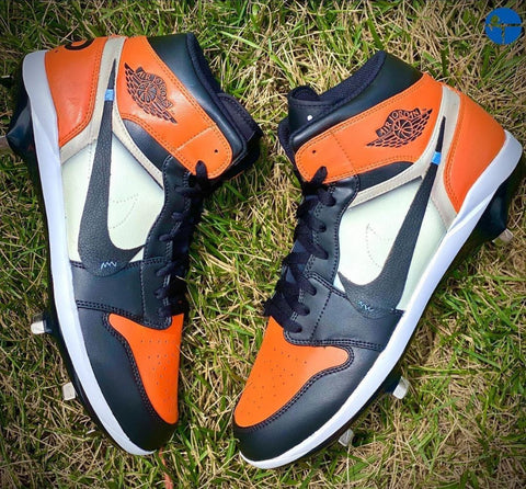 Shattered Backboard Cleats