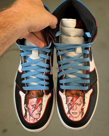 David Bowie Customs