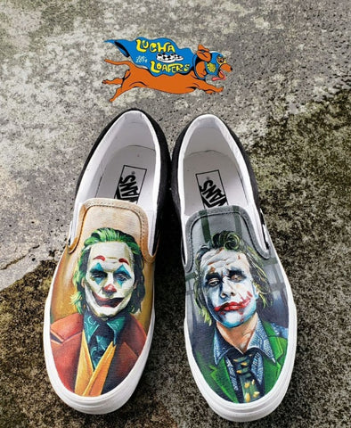 Joker Vans Slip-On